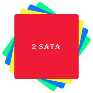 2 SATA
